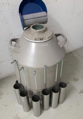 Stickstoffbehälter 34HC Taylor Wharton