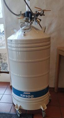 Vorratsbehälter Air Liquide TP100