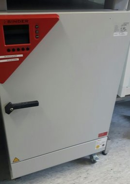 CO2-Inkubator Binder CB210