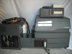 Durchflusszytometer Epics XL-MCL XL