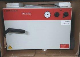 Heissluftsterilisator Binder E 28